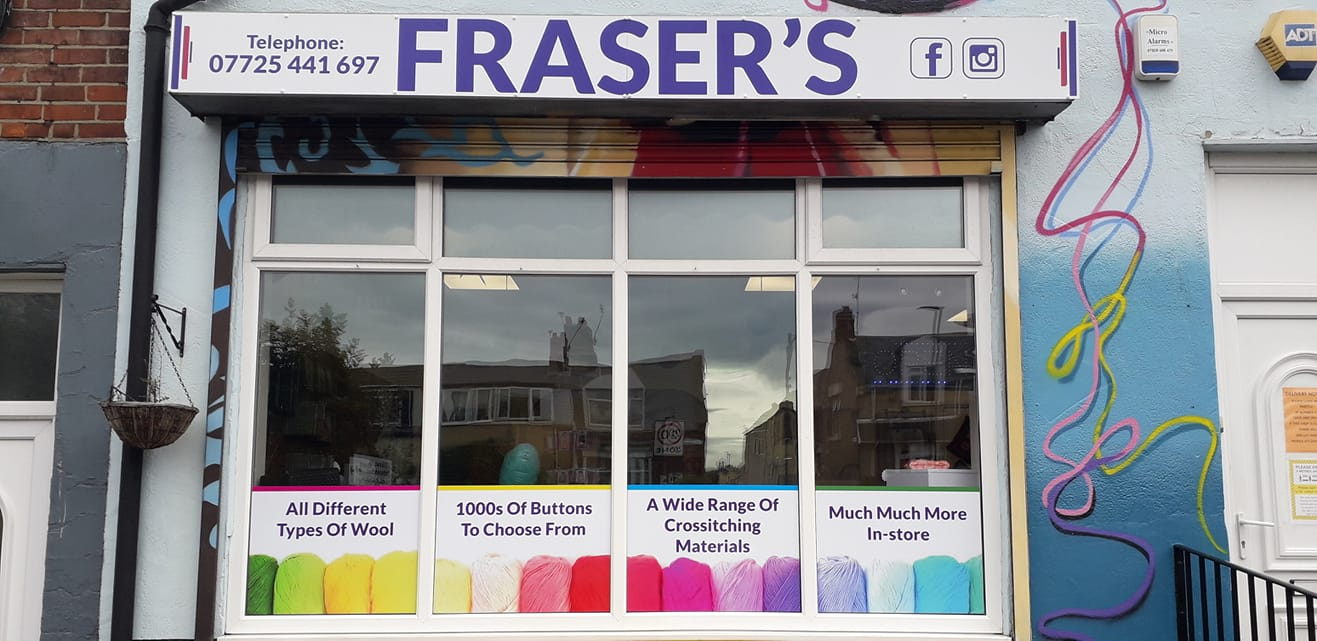 Frasers Wool Shop