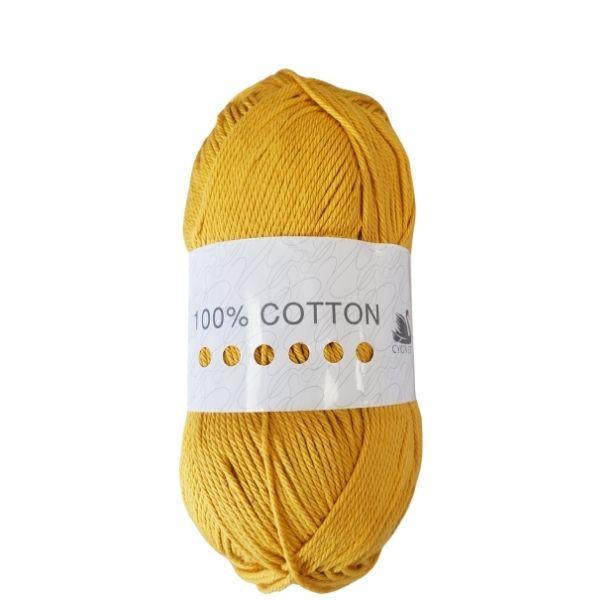 Cygnet 100% Cotton Golden