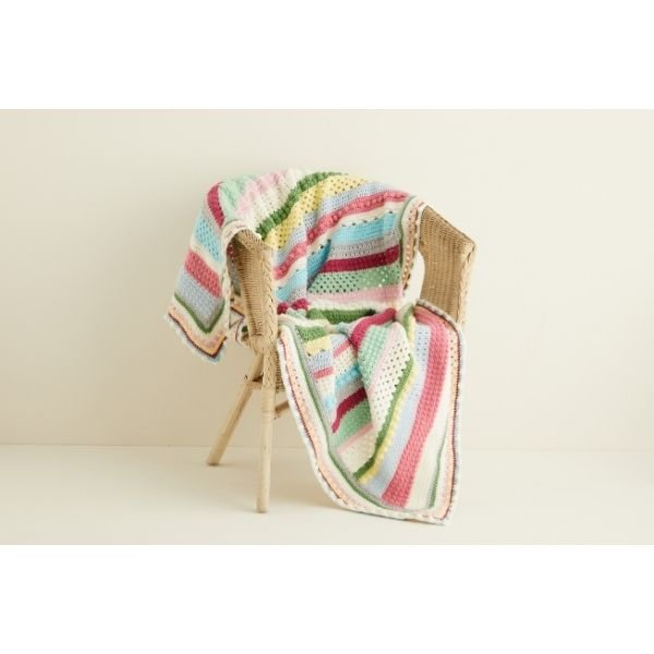 Sidar Sweet Blossom Blanket