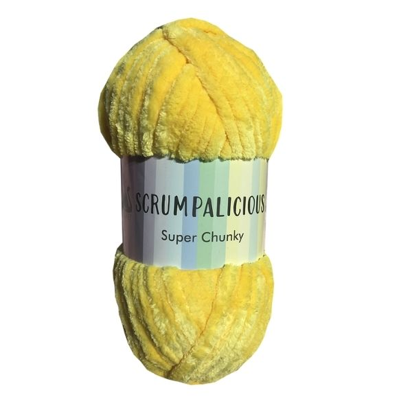 Scrumpalicious Super Chunky by Cygnet Bumble Bee