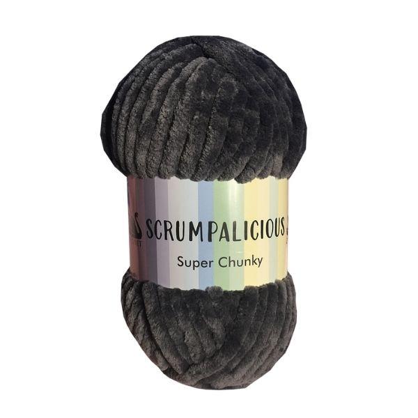 Scrumpalicious Super Chunky by Cygnet Smokey Grey