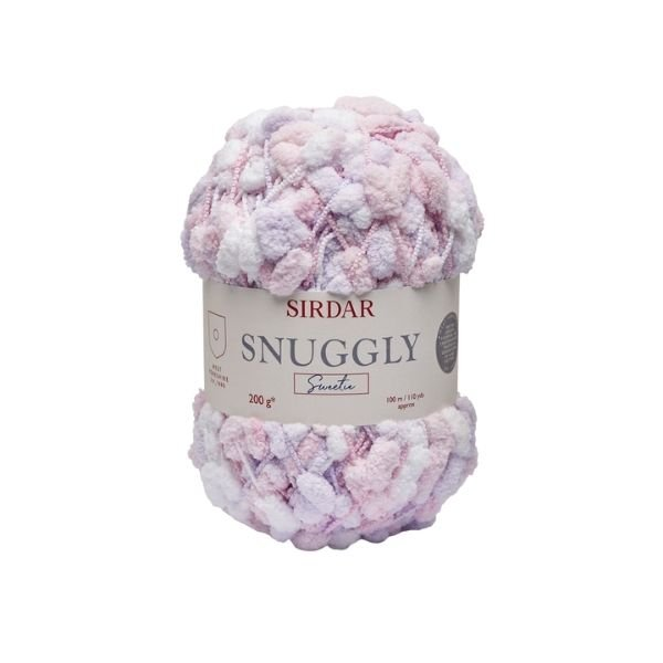 Sirdar Snuggly Sweetie in Candyfloss