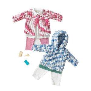 Snuggly Sweeie cardigan pattern 4908