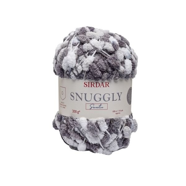 Sirdar Snuggly Sweetie in Liquorice All Sorts