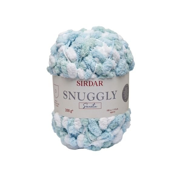 Sirdar Snuggly Sweetie in Minty