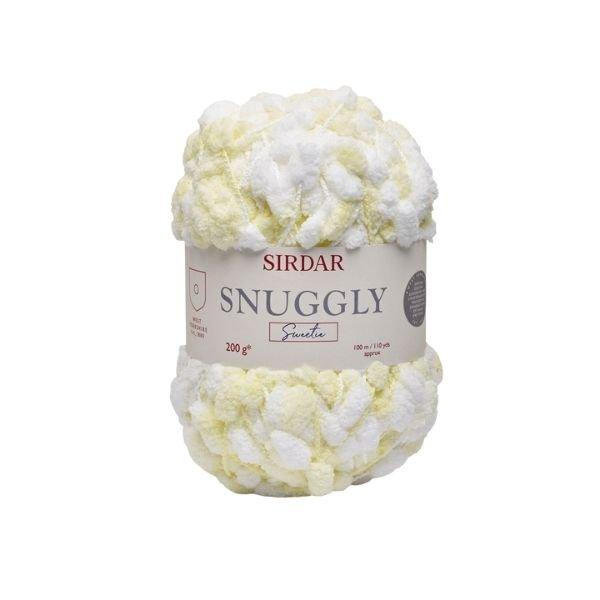 Sirdar Snuggly Sweetie in Sherbet Lemon
